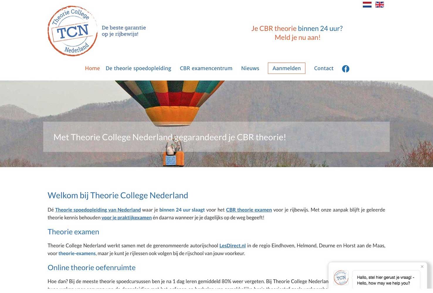 Theorie College Nederland