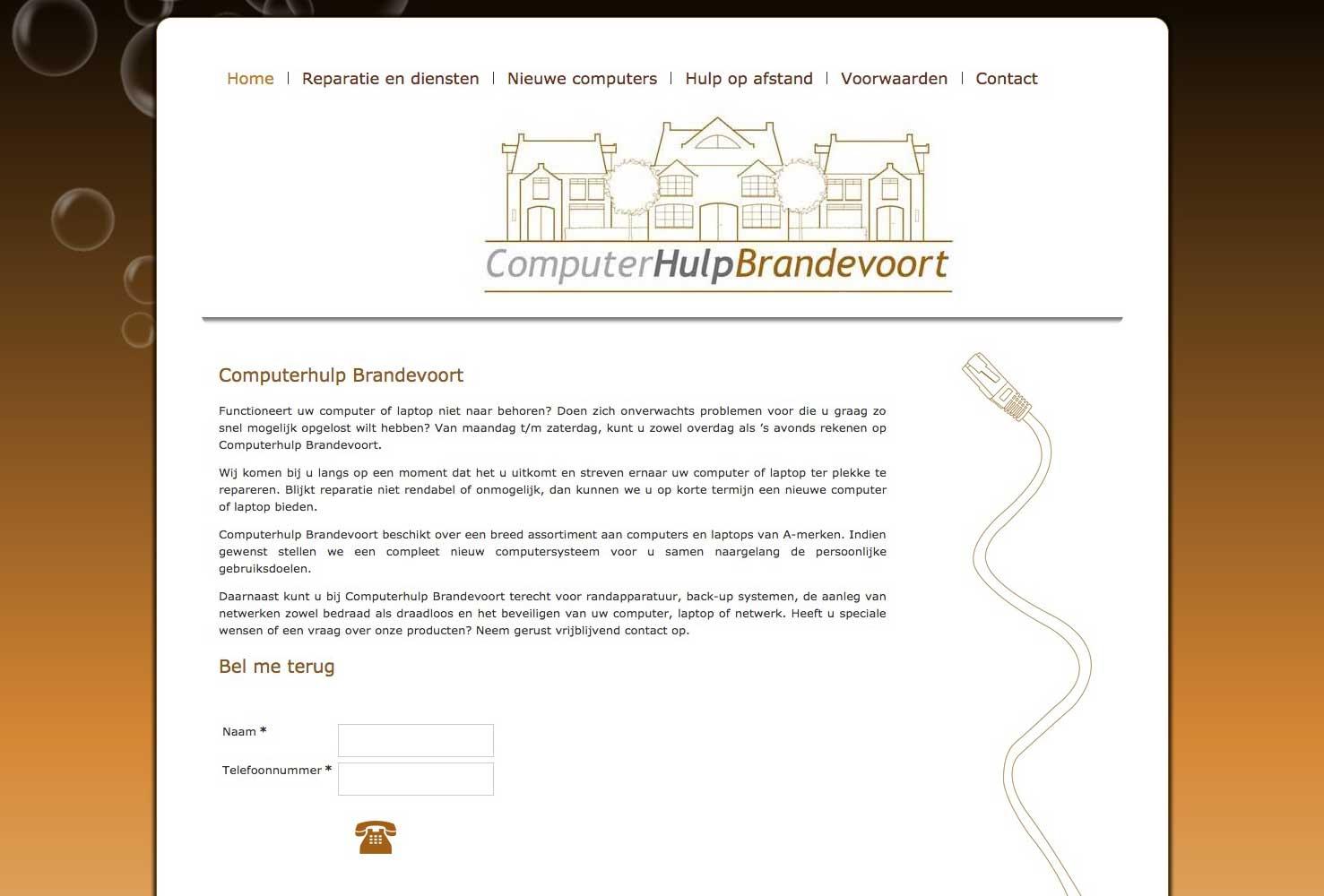 Computerhulp Brandevoort